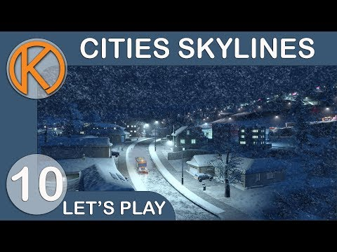 Cities: Skylines - Green Cities | HIGH CLASS - Ep. 10 | Let's Play Cities: Skylines Gameplay