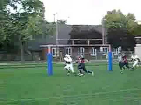 MASSEY JUNIOR FOOTBALL VS SANDWICH