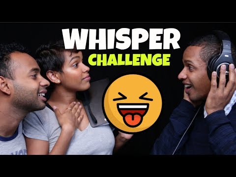 Whisper Challenge with my Bros- Marielou Makeup (Mauritian Creole)