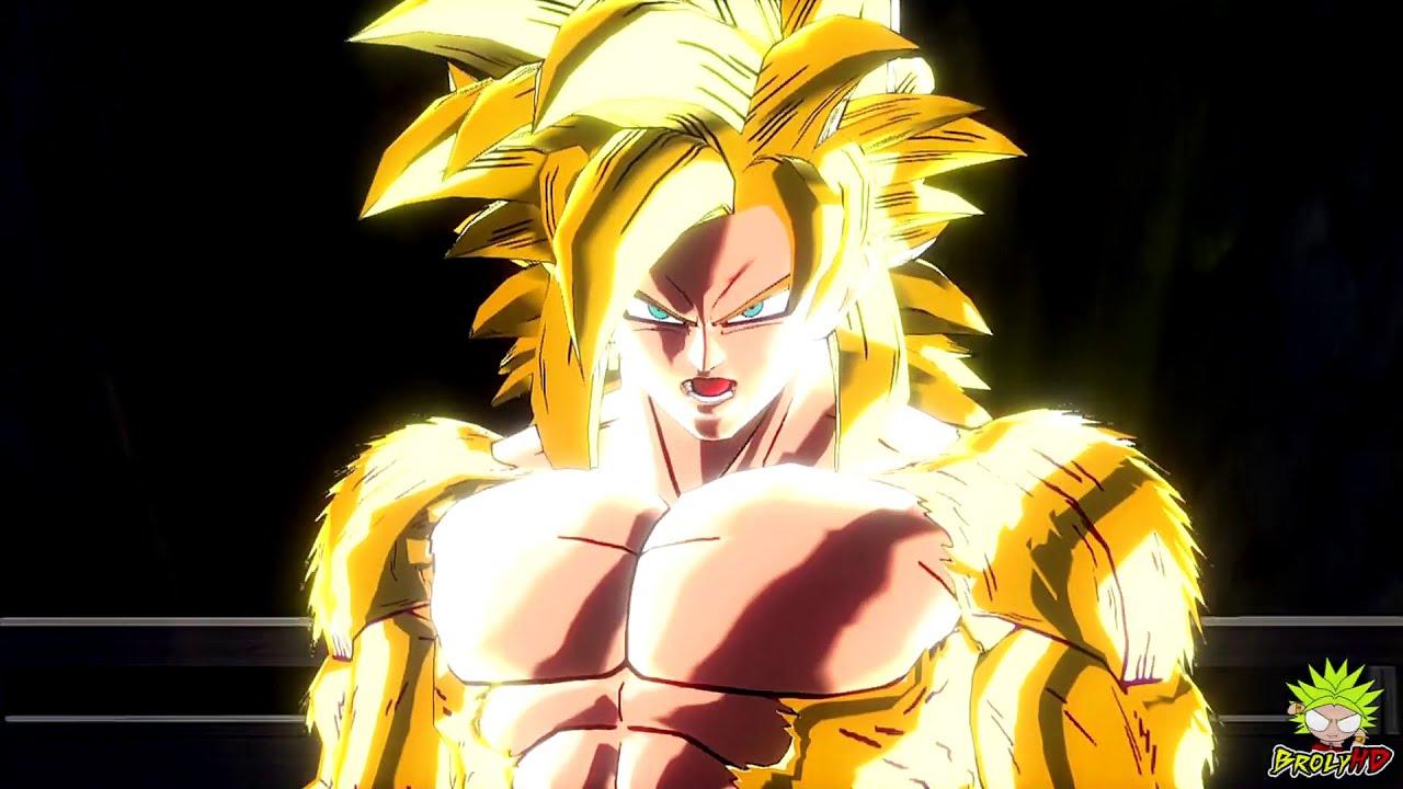 Dragon ball xenoverse golden super saiyan 4 goku mod - Dragon ball xenoverse ss4 vegeta ...