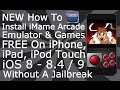 Install iMame Arcade & Games FREE On iOS 9 / 10 / 11 / 12 NO JAILBREAK iPhone, iPad, iPod Touch