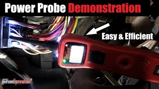Power Probe 3 Demonstration (12 Volt Diagnostic Tool)