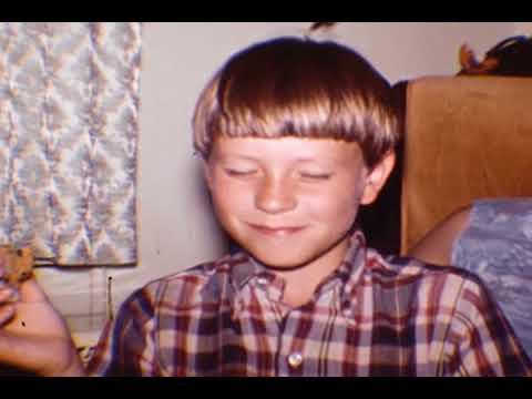 Boretsky Family- Xmas '74 & '75, & Misc- Old Super 8mm Home Movie