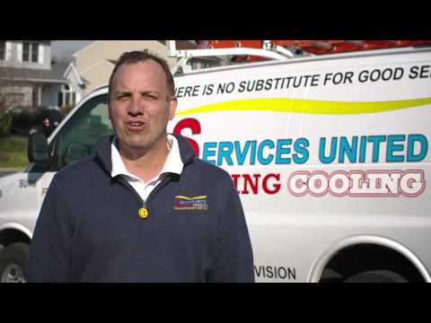 Services United | Heating and Air Conditioning Repair | Nazareth PA