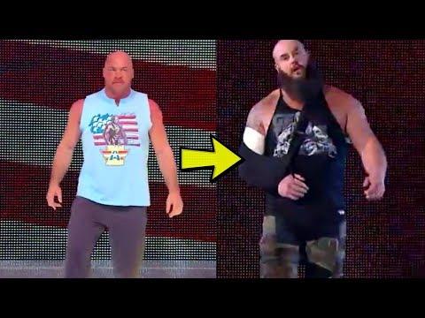 WWE TLC | Braun Strowman vs Baron Corbin | SPOILERS