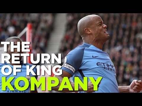 Southampton 0-3 Man City | Here's To You, Vincent Kompany!