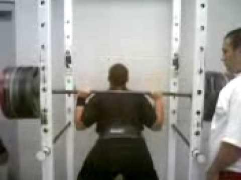 kyle wright squats 565