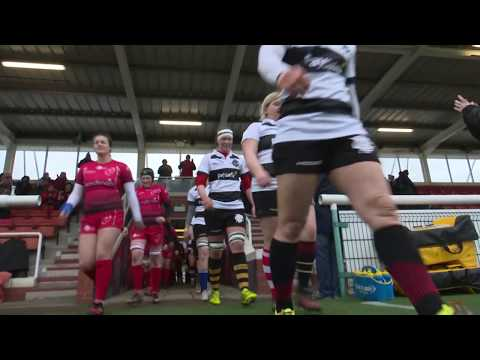 Action and reaction from Army v Barbarians