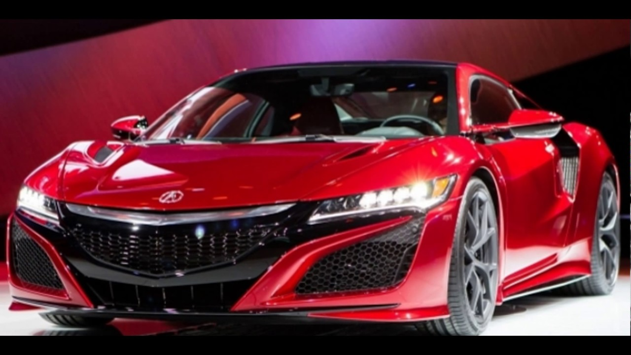 2018 Acura RSX Luxury SPort New Concept Car Release - YouTube