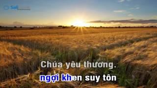 [Karaoke TVCHH] 008 - HỠI CHÚA MỜI NGÀI NGỰ ĐẾN- Salibook
