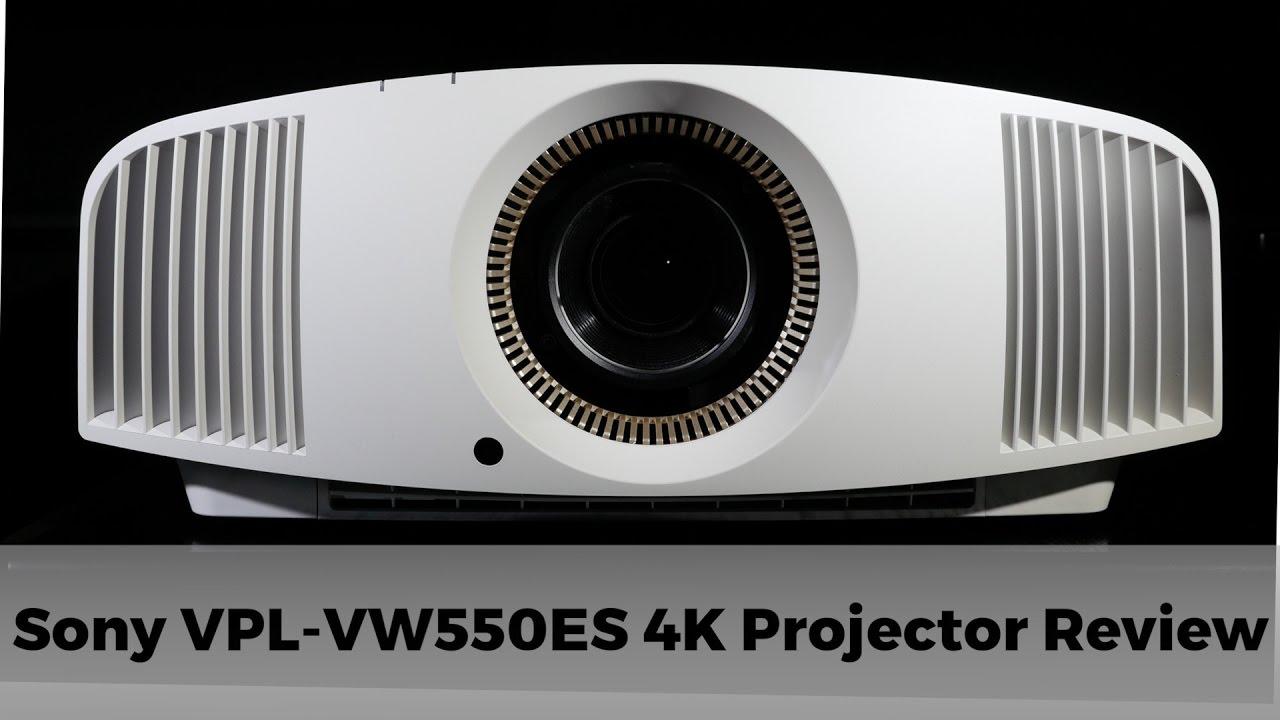 Sony VPL-VW550ES White