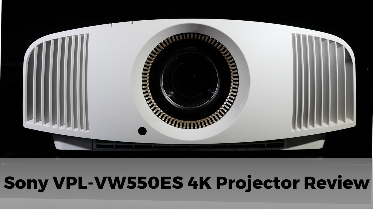 Sony VPL-VW550ES White