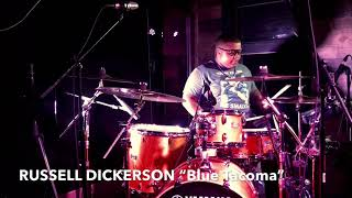 "Russell Dickerson ""Blue Tacoma"" Drum Cover"