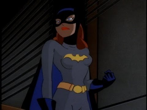 Batman: The Animated Series- First Appearence of Batgirl
