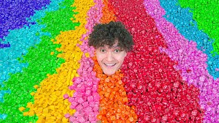 Sort The Candy By Color, Win $10,000