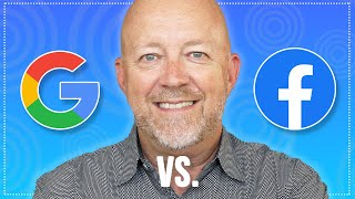 Facebook vs Google Ads: What's More Effective? (Live on Stage) Video