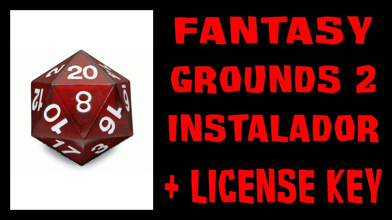 Fantasy grounds ultimate crack