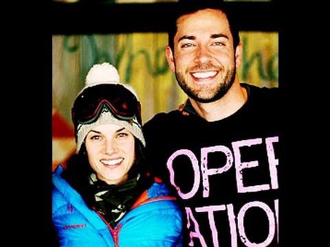 Zachary levi dating missy peregrym 2014
