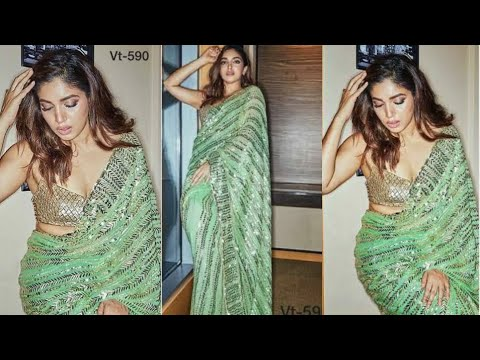 #bollywoodreplicasaree#onlineshoppingreview Affordable Designer Dress | Amazon/Flipkart Saree Review
