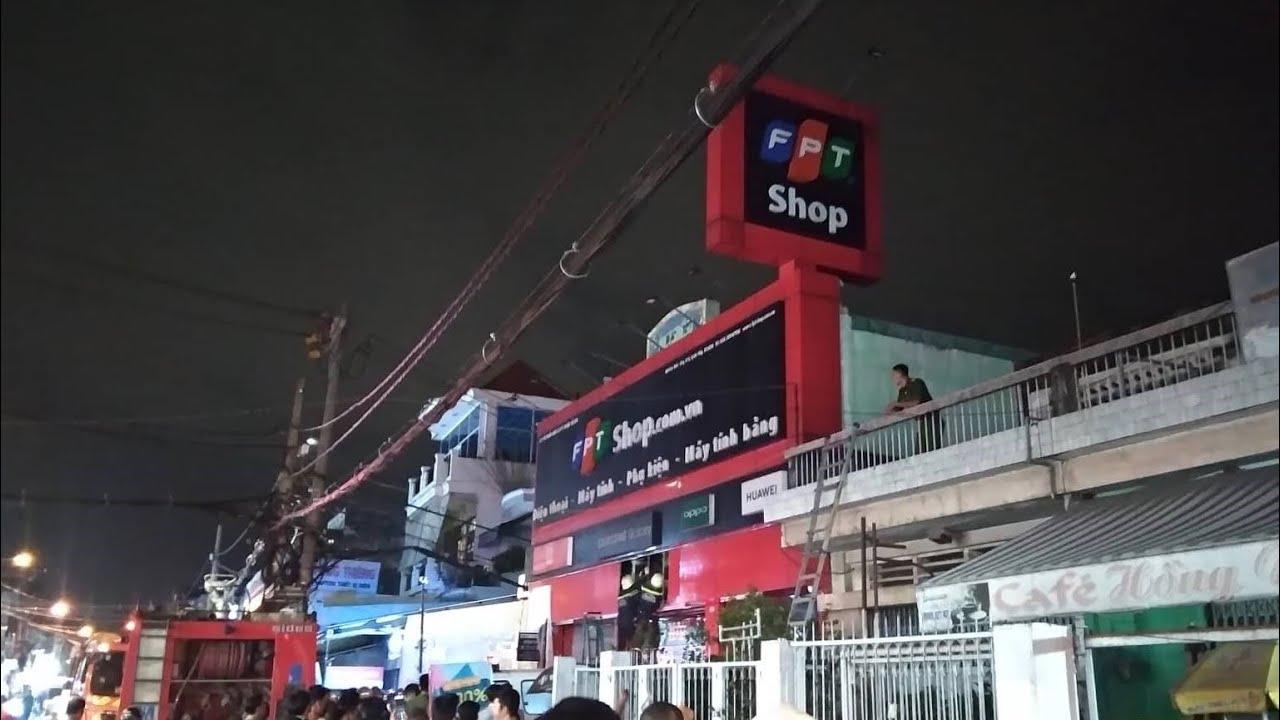 Xót xa nhân viên bị tai nạn điện tại FPT shop
