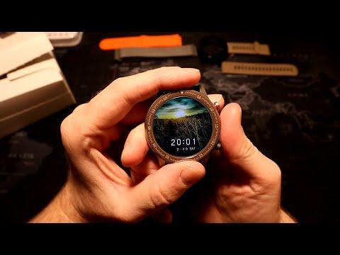 Часы AMAZFIT GTR Titanium - спустя 3 месяца