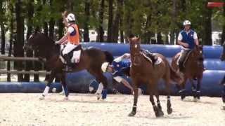 Regards croisés sur l'équipe de France de Horse-Ball