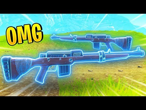 EPIC HUNTING RIFLE PLAYS | Fortnite Best Stream Moments #60 (Battle Royale)