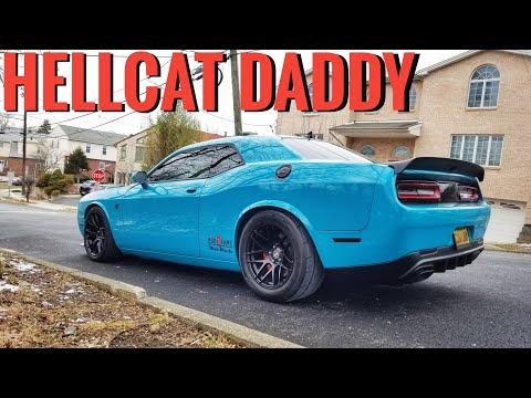 1000 Horsepower Hellcat .... LOL