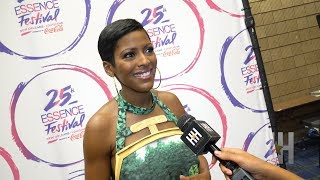 New Mom Tamron Hall Talks About Balancing Work And Family
