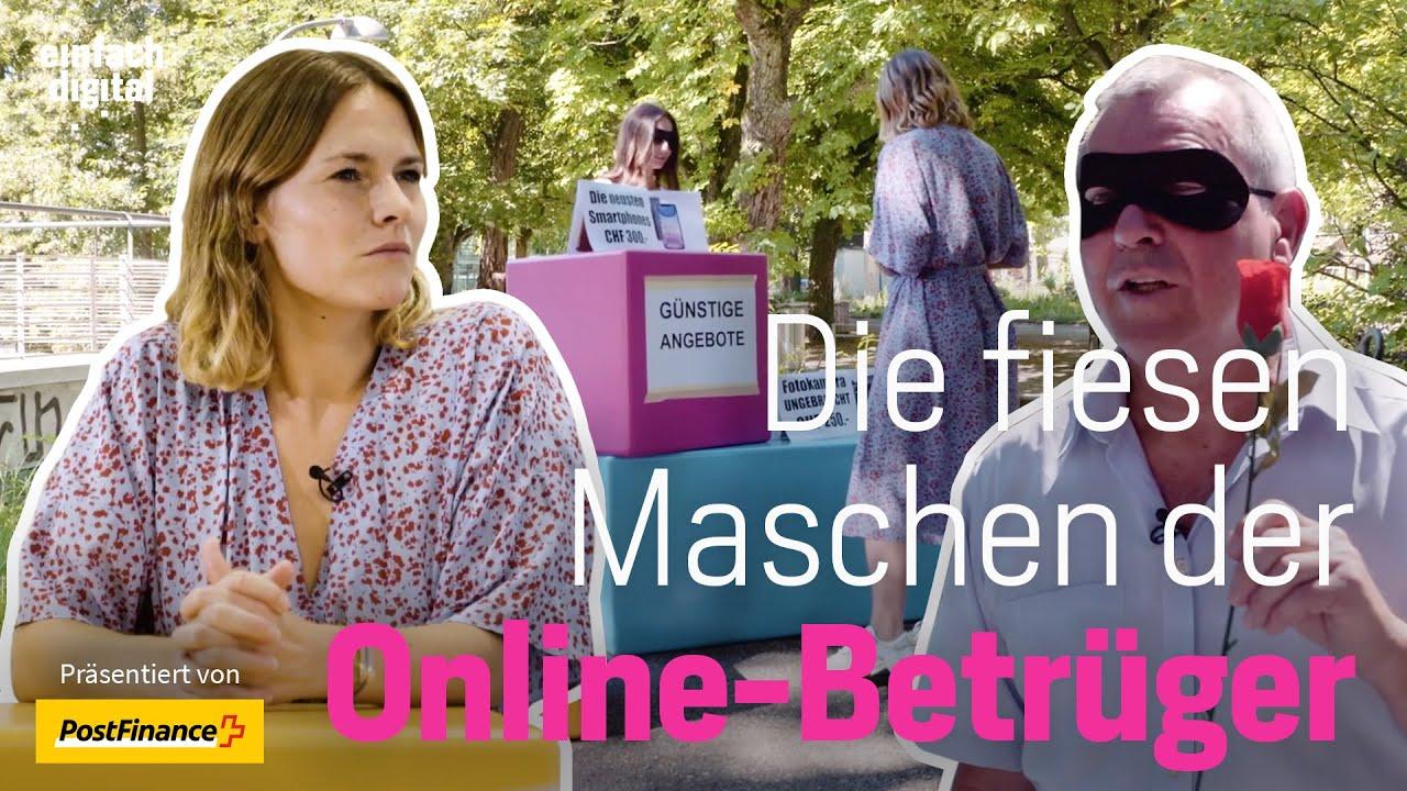 Die fiesen Maschen der Online-Betrüger | Einfach Digital | Folge 10