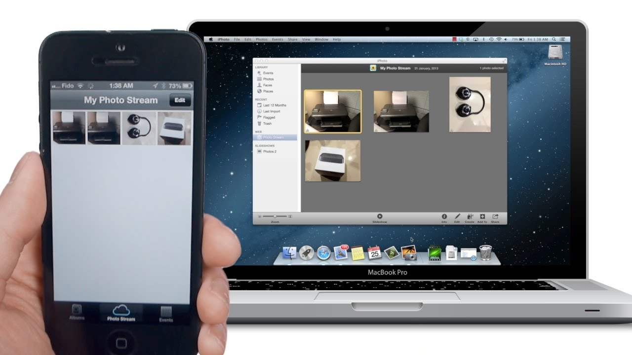 How to AUTO SYNC Photos, Contacts, Notes, Calendar Between ...
