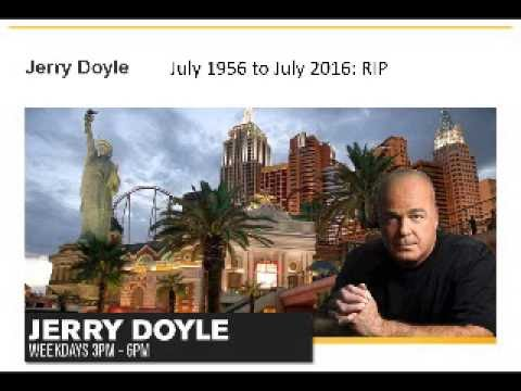 Radio Aircheck: Memorial  for KDWN's Jerry Doyle, July 28, 2016