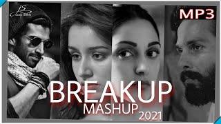 Best Of - Breakup Mashup 2021- Latest Breakup Mashup - Dj Sourav X Yash Visual - Mashup 2021
