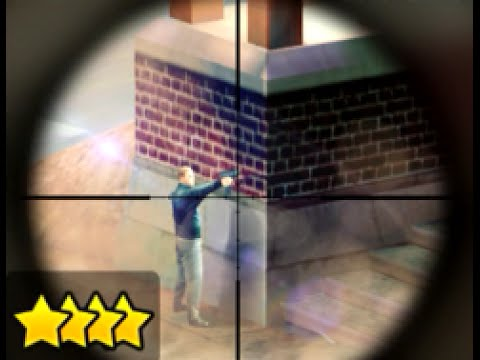 Gangstar Vegas - Sniper Challenge: Waterside Warfare - 4 Stars Walkthrough