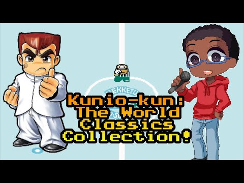 D-Money107 Plays: Kunio-kun The World Classics Collection
