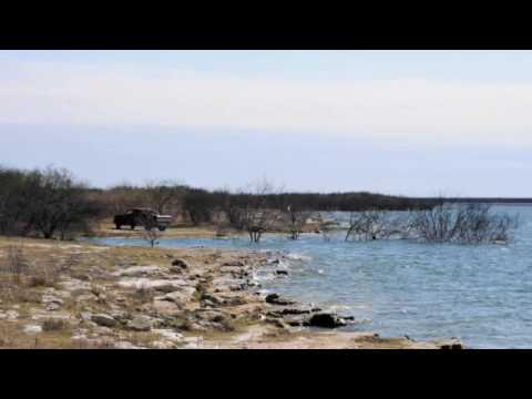 Tackletour video bass fishing at falcon lake texas with for Falcon lake fishing