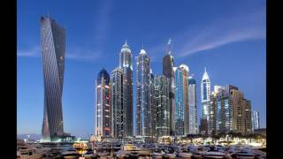 Infinity Tower dubai marina Dubai UAE