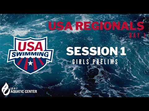 USA Regional Day 1 Session 1