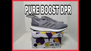 Adidas PURE BOOST DPR - SEPATU MAHAL AUTO GANTENG !!
