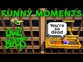 Gang Beasts PS4 Funny Moments #2