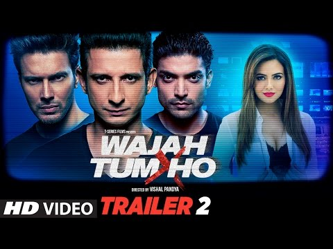 Wajah Tum Ho Theatrical Trailer 2 | Vishal...