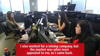 Ana - Associate, FX Sales | Peru