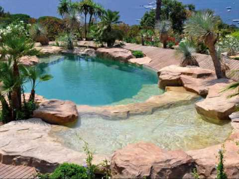 Natural Swimming Pools Design Ideas