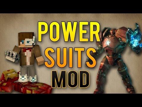 ►Predstavenie Módov◄ Power Suits Mod ● by Expl0ited [SK HD]