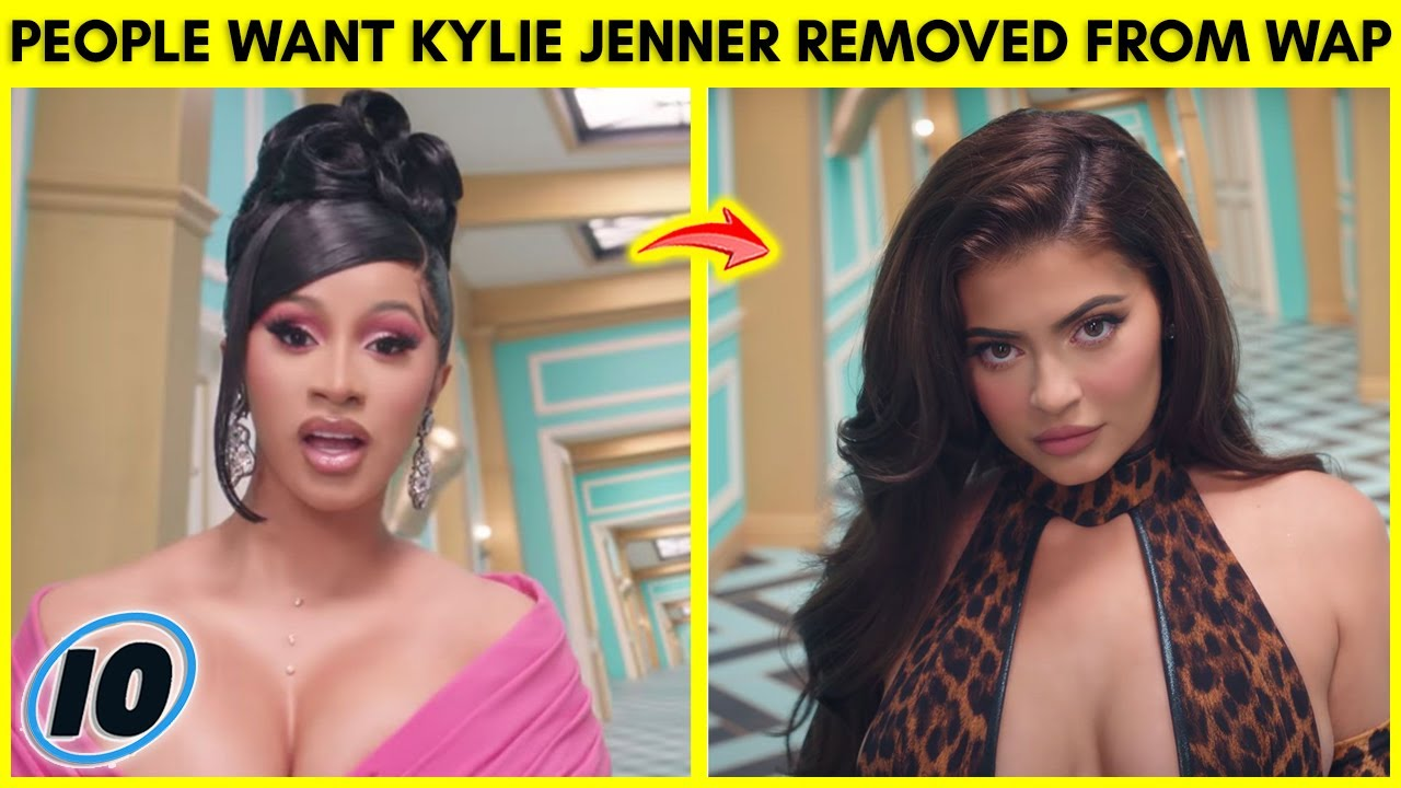70K People Sign Petition To Remove Kylie Jenner From WAP Music Video
