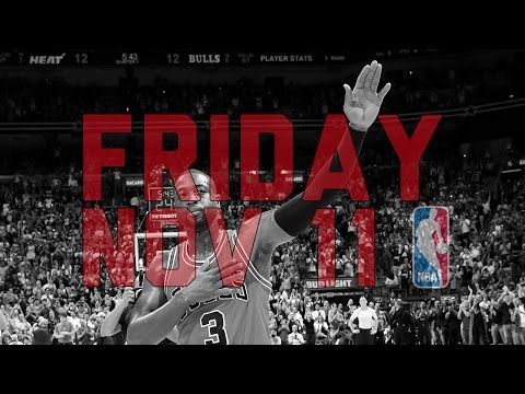 NBA Daily Show: Nov. 11 – The Starters