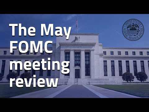 May FOMC meeting review - A hawkish hold from Powell