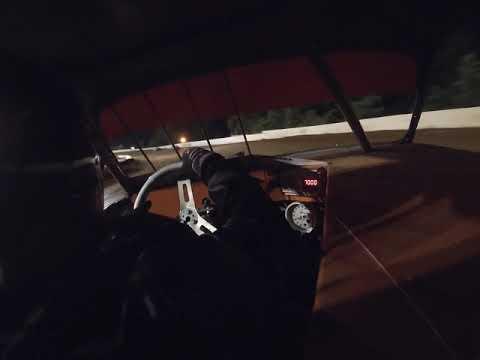 Dave Blasingim Lake Cumberland Speedway Mini Stock heat 5-25-2019