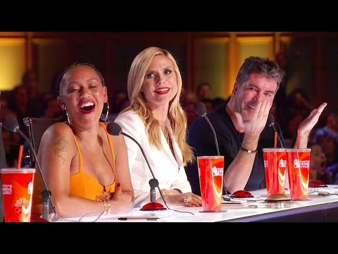 TOP MOST VIEWS Auditions America's Got Talent 2016