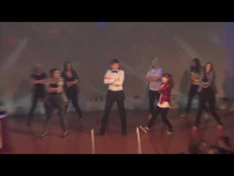 Нам 1 год - Танцевальный флэшмоб ГГК 29012017